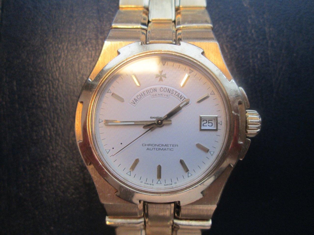 Vacheron Constantin Overseas 42042/423J-8875 pre-owned