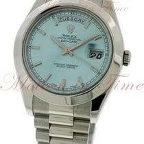Rolex Day-Date II 218206 iblip pre-owned