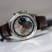 Zenith El Primero Original 1969 nouveau 2020 Remontage automatique Chronographe Montre avec coffret d'origine et papiers d'origine 03.2150.400-69.C713