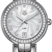 TAG Heuer Link Lady WAT1316.BA0956 new