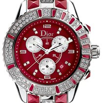 Dior Christal Steel Red United States of America, New York, Brooklyn