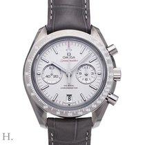 "Omega Speedmaster Moonwatch Co-Axial Chronograph ""Grey..."