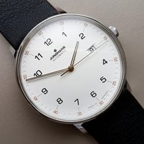 Junghans FORM A Steel 39.1mm White Arabic numerals