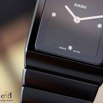 Rado Ceramica Diamonds 32mm / Black / Quartz / Ladies' Watch