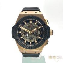 Hublot King Power Unico King Gold Carbon 701.OQ.0180.RX  aus 2015