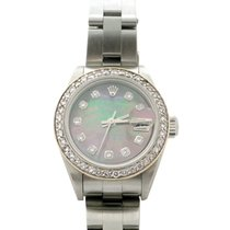 Rolex Oyster Perpetual Lady Date Steel 26mm United States of America, New York, New York