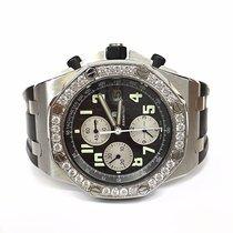 Audemars Piguet Royal Oak Offshore Chronograph Custom Diamond...