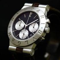 宝格丽 (Bulgari) Diagono Chronograph - 2000-2010 - Men's wristwatch
