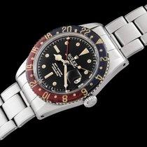 Rolex The steel Bakelite GMT ref. 6542