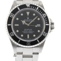 Rolex Sea-Dweller 16600 Watch with Stainless Steel Bracelet...