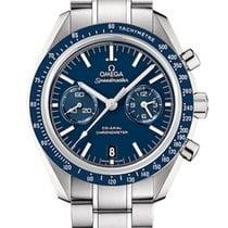 歐米茄 Speedmaster Professional Moonwatch 鈦 44.2mm 藍色