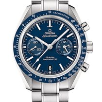 Omega Speedmaster Professional Moonwatch Titanium 44.2mm Blue