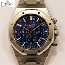 Audemars Piguet Royal Oak Chronograph Blue Dial