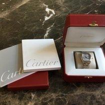 Cartier 37mm Automatisk brugt Roadster Sort