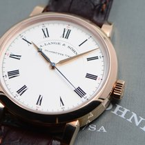 A. Lange & Söhne Richard Lange new Manual winding Watch with original box and original papers 232.032