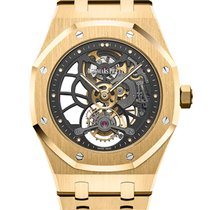 Audemars Piguet Royal Oak Tourbillon Yellow gold 41mm