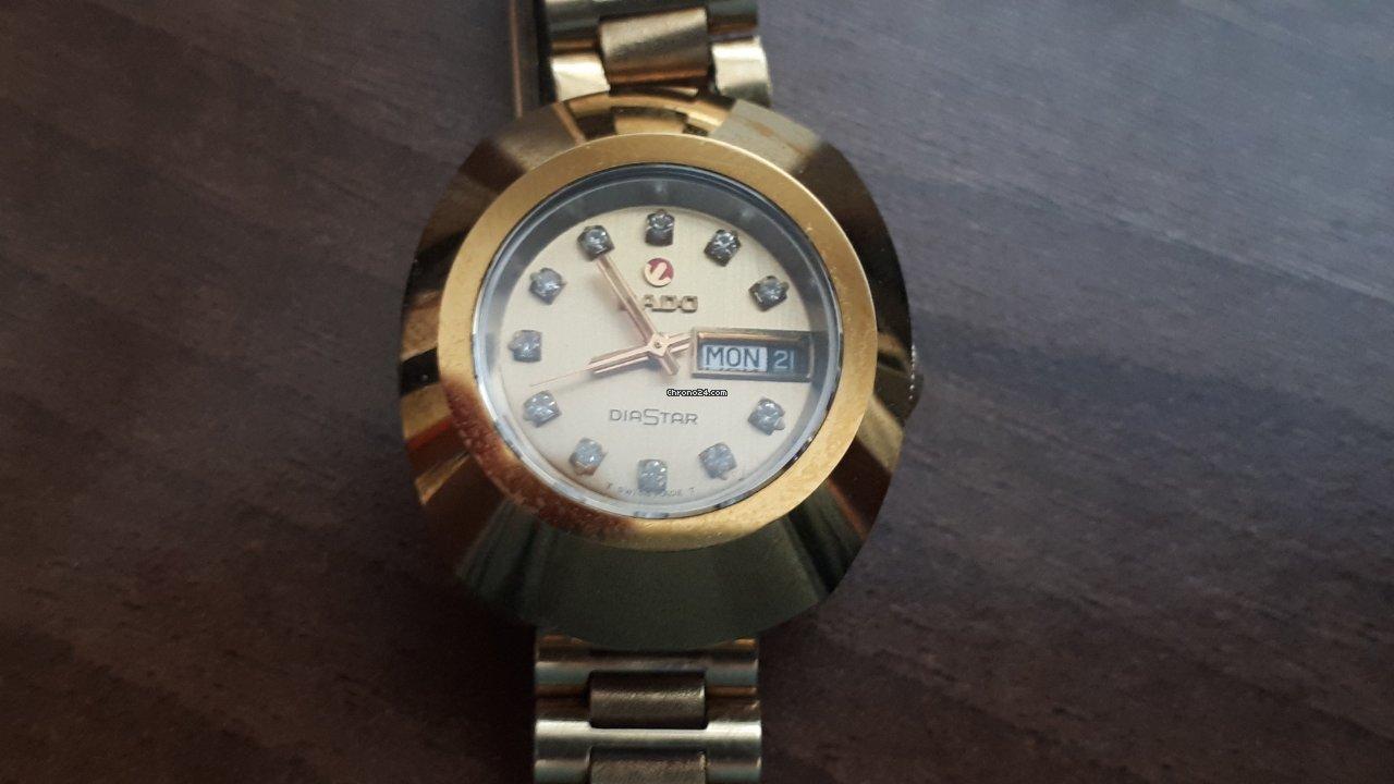 03d838f1f89 Ceny dámských hodinek Rado