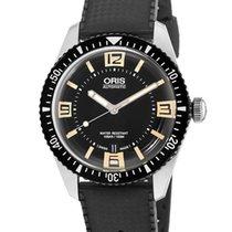 Oris 40mm Automatic new Divers Sixty Five Black