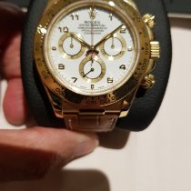 Rolex Daytona Yellow gold 40mm White Arabic numerals Australia, Murdoch