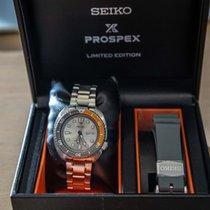 Seiko SRPD01K1 Staal 2018 Prospex 45mm nieuw