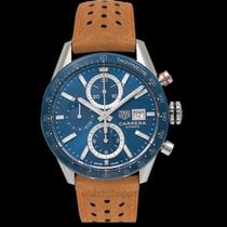 TAG Heuer Carrera Calibre 16 41mm Blue United States of America, California, San Mateo