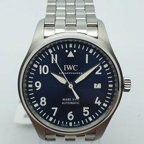IWC Acero 40mm Automático IW327016 nuevo