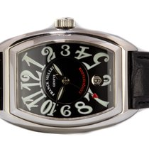 Franck Muller Steel Automatic 8001 SC pre-owned