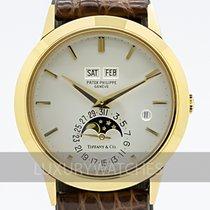 Patek Philippe Perpetual Calendar Gelbgold 37.5mm Champagnerfarben Deutschland, München