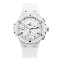Hublot Big Bang 41 mm Ceramic 39mm White United States of America, New York, New York