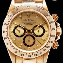 Rolex Daytona Yellow gold 40mm Champagne No numerals United States of America, California, Los Angeles