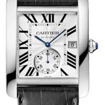 Cartier Tank MC new 2019 Automatic Watch with original box and original papers W5330003