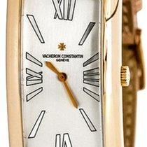 Vacheron Constantin Женские часы 1972 22.8mm Кварцевые подержанные Часы с оригинальными документами и коробкой