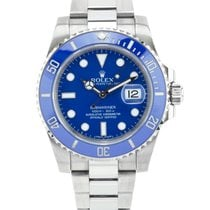 Rolex Submariner Date 116619LB 2016 pre-owned