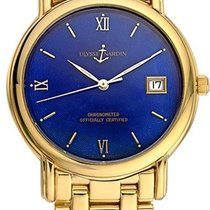 Ulysse Nardin 131-77-9 Yellow gold San Marco 37mm pre-owned
