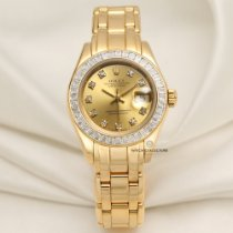 劳力士 Lady-Datejust Pearlmaster 69308 2001 二手