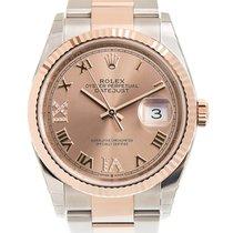 Rolex Oyster Perpetual Date 126231SUNDUSTVIIX-DIA_O new