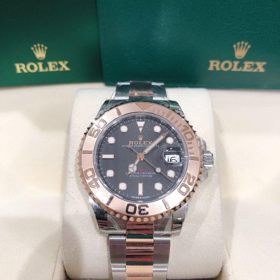 Rolex Yacht-Master 37 M268621-0004 2020 nieuw