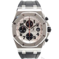 Audemars Piguet Royal Oak Offshore Chronograph 26170ST.OO.D101CR.02 Sehr gut Stahl 42mm Automatik