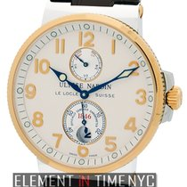 Ulysse Nardin Marine Chronometer 41mm 265-66/60 новые