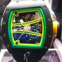 Richard Mille RM 061 Céramique Transparent Sans chiffres