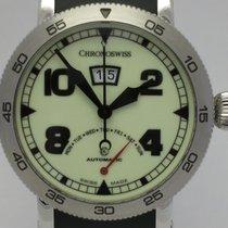 Chronoswiss Timemaster Staal 44mm Arabisch Nederland, Nijmegen