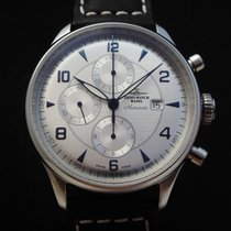 Zeno-Watch Basel Stahl 44mm Automatik 6273.7750 neu Schweiz, Nyon