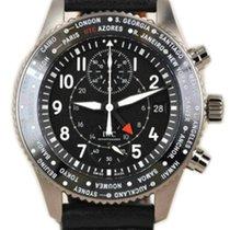 IWC Pilot's Timezoner Chronograph