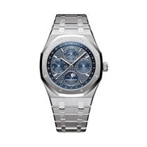 Audemars Piguet Royal Oak Perpetual Calendar Blue Dial 41mm