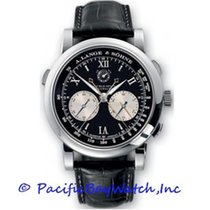 A. Lange & Söhne Lange Double Split 404.035 Pre-Owned
