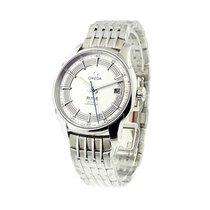 Omega 43133412101001 De Ville Hour Vision - Steel on Bracelet...