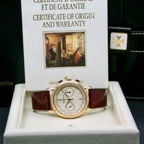 Vacheron Constantin Les Historiques Chronograph 18 Kt. Gold -...