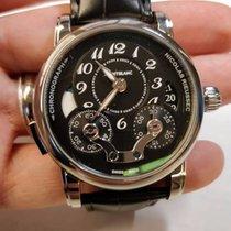 Montblanc Nicolas Rieussec Chronograph - black / black