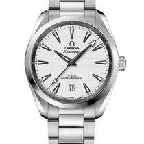 Omega Seamaster Aqua Terra Aço 38mm Prata