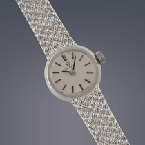 Omega White gold 16mm Manual winding 711.5678 pre-owned